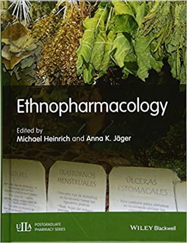 Ethnopharmacology | Postgraduate Pharmacy Series - 1st Edition