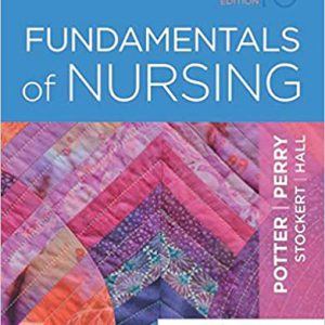 Fundamentals Of Nursing 10th Edition | کتاب پرستاری پوتر و پری ۲۰۲۰