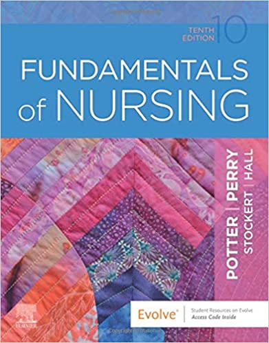 Fundamentals of Nursing 10th Edition | کتاب پرستاری پوتر و پری 2020