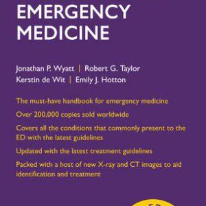 Oxford Handbook Of Emergency Medicine – 5th 2021 | هندبوک آکسفورد طب اورژانس