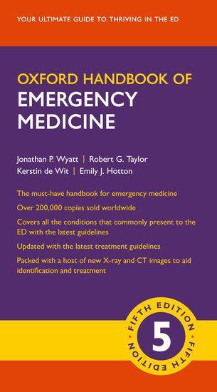 Oxford Handbook of Emergency Medicine 5th edition | 2021 | هندبوک آکسفورد طب اورژانس Series:Oxford Medical Handbooks