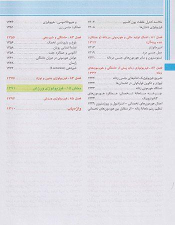 فهرست گایتون حائری ۲۰۲۱ -۴