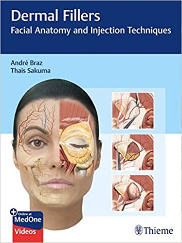 Dermal Fillers Facial Anatomy and Injection Techniques - 2020