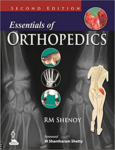 Essentials of Orthopedics - 2015