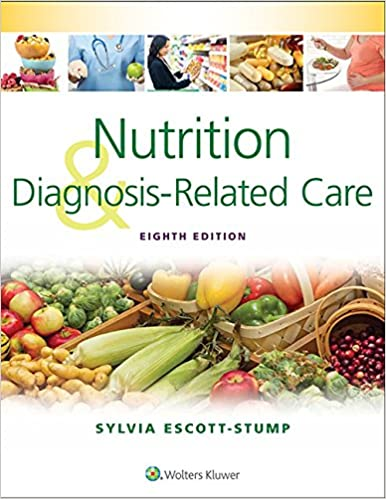 Nutrition and Diagnosis Related Care 2015 - کتاب افست تغذیه تشخیصی نشر اشراقیه