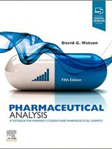 Pharmaceutical Analysis : A Textbook For Pharmacy Students And Pharmaceutical Chemists | 2020