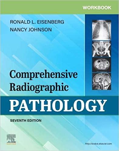 Workbook for Comprehensive Radiographic Pathology 2020