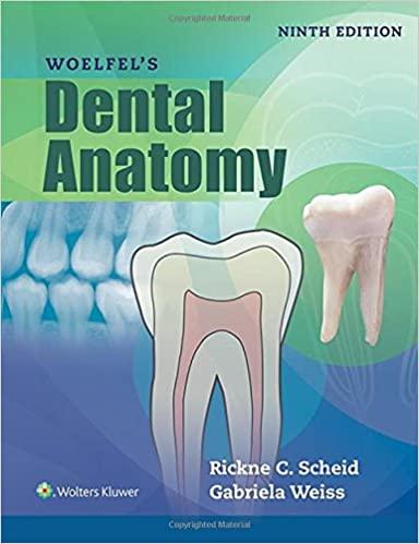 Woelfels Dental Anatomy 9th Edition | آناتومی دندان 2017