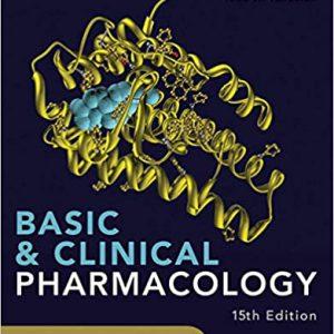 Katzung Basic And Clinical Pharmacology | 15th Edition | فارماکولوژی بالینی کاتزونگ ۲۰۲۱
