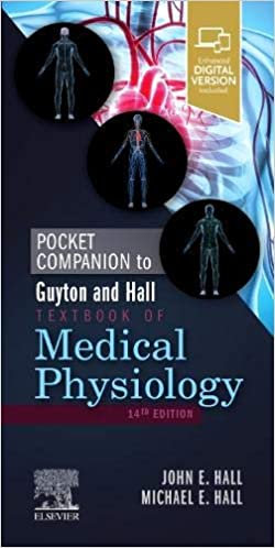 Pocket Companion to Guyton and Hall Textbook of Medical Physiology 2021