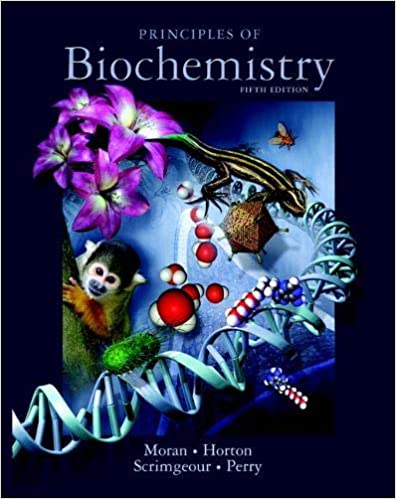 Principles of Biochemistry – 5th Edition