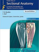 Pocket Atlas Of Sectional Anatomy, Volume III : Spine, Extremities, Joints | 2017