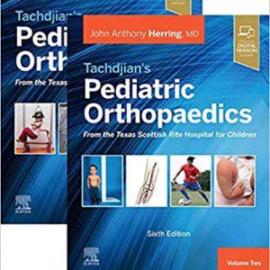 Tachdjian's Pediatric Orthopaedics 2020 | ارتوپدی اطفال تاچیان