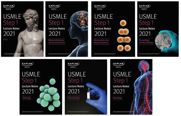 USMLE Step 1 Lecture Notes 2021 -سری کامل کاپلان 7 جلدی