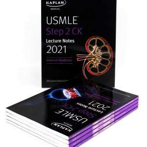 USMLE Step 2 CK Lecture Notes 2021 – 5 Vol Set | دوره کامل کاپلان ۲۰۲۱ استپ دوم