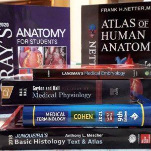 بسته ویژه دانشجویان ترم اول پزشکی | پکیج زبان اصلی