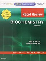 Rapid Review Biochemistry – 3rd Edition | Goljan