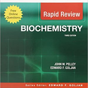 Rapid Review Biochemistry – 3rd Edition | Goljan