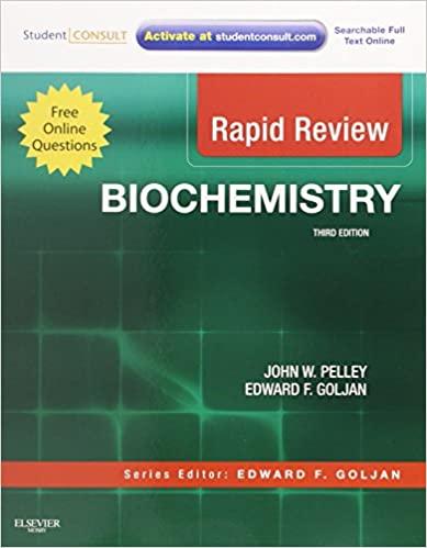Rapid Review Biochemistry - 3rd Edition - Goljan