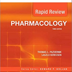 Rapid Review Pharmacology – 3rd Edition | Goljan