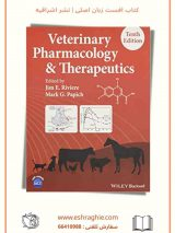 Veterinary Pharmacology And Therapeutics 10th Edition | 2018