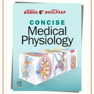 Boron & Boulpaep Concise Medical Physiology   2021