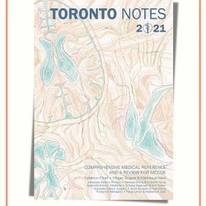 Toronto Notes 2021 | تورنتو نوتز