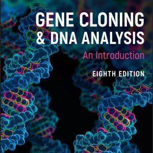 Gene Cloning And DNA Analysis 8th Edition – کتاب کلون سازی براون ۲۰۲۱