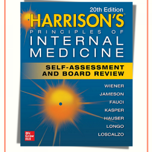 Harrison's Principles Of Internal Medicine Self-Assessment And Board Review | 2021