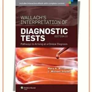 Wallach's Interpretation Of Diagnostic Tests 2015