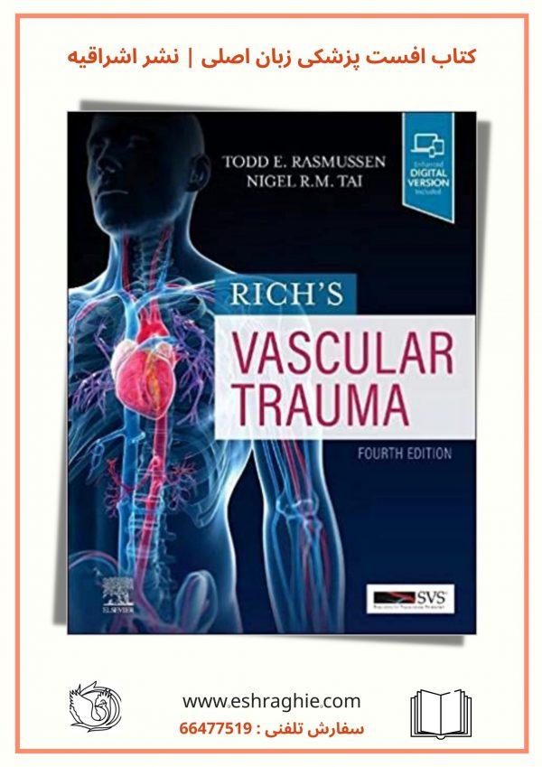 Rich's Vascular Trauma | 4th Edition - 2021