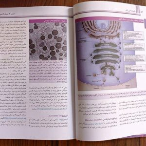 داخل کتاب بافت شناسی جان کوئیرا ۲۰۲۱ دکتر عمیدی دانشگاه تهران