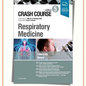 Crash Course Respiratory Medicine 5th Edition   2019