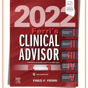 Ferri's Clinical Advisor 2022   1st Edition