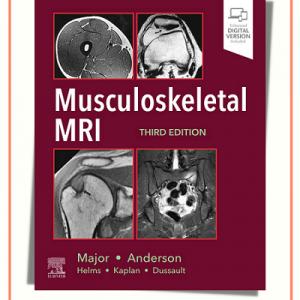 Musculoskeletal MRI 3rd Edition   2020