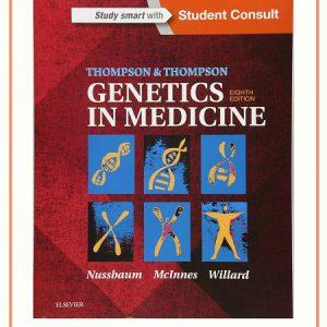 Thompson & Thompson Genetics In Medicine | ژنتیک پزشکی تامسون